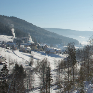 Adventszeit im Tonbachtal.